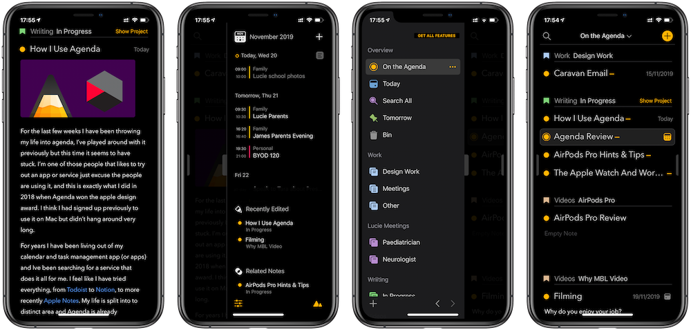 agenda-usage-iphone
